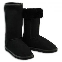 Classic Tall- Chic Empire- Black - Uggs