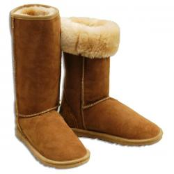 Classic Tall- Chic Empire- Chestnut - Uggs