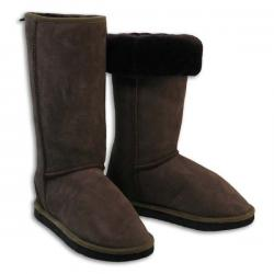Classic Tall -Chic Empire - Chocolate - Uggs